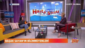 Ozge Uzun dans Ozge Uzun Ile Hafta Sonu - 23/02/19 - 14