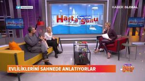 Ozge Uzun dans Ozge Uzun Ile Hafta Sonu - 23/02/19 - 20