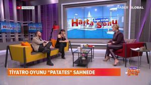 Ozge Uzun dans Ozge Uzun Ile Hafta Sonu - 23/02/19 - 21