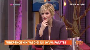 Ozge Uzun dans Ozge Uzun Ile Hafta Sonu - 23/02/19 - 22