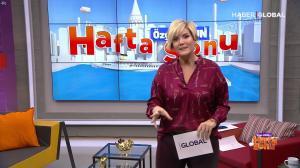 Ozge Uzun dans Ozge Uzun Ile Hafta Sonu - 26/01/19 - 02