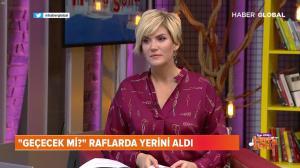 Ozge Uzun dans Ozge Uzun Ile Hafta Sonu - 26/01/19 - 06
