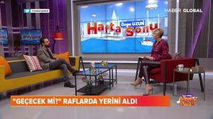 Ozge Uzun dans Ozge Uzun Ile Hafta Sonu - 26/01/19 - 07