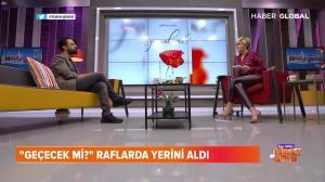 Ozge Uzun dans Ozge Uzun Ile Hafta Sonu - 26/01/19 - 09