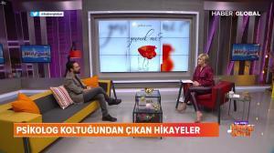 Ozge Uzun dans Ozge Uzun Ile Hafta Sonu - 26/01/19 - 10