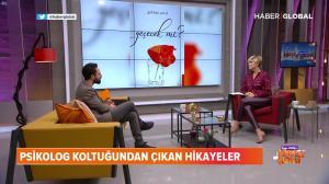 Ozge Uzun dans Ozge Uzun Ile Hafta Sonu - 26/01/19 - 11
