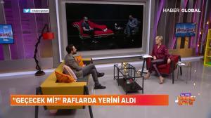 Ozge Uzun dans Ozge Uzun Ile Hafta Sonu - 26/01/19 - 12