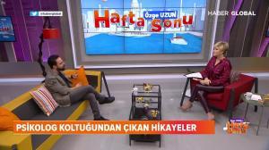 Ozge Uzun dans Ozge Uzun Ile Hafta Sonu - 26/01/19 - 13