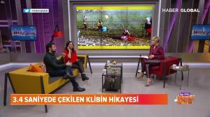 Ozge Uzun dans Ozge Uzun Ile Hafta Sonu - 26/01/19 - 15