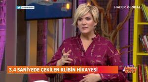 Ozge Uzun dans Ozge Uzun Ile Hafta Sonu - 26/01/19 - 16