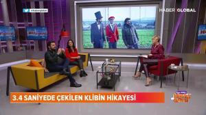 Ozge Uzun dans Ozge Uzun Ile Hafta Sonu - 26/01/19 - 17