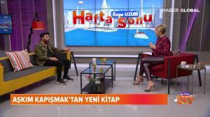 Ozge Uzun dans Ozge Uzun Ile Hafta Sonu - 26/01/19 - 18