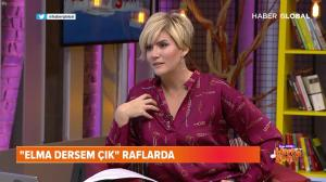 Ozge Uzun dans Ozge Uzun Ile Hafta Sonu - 26/01/19 - 19