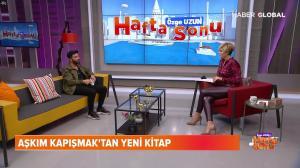 Ozge Uzun dans Ozge Uzun Ile Hafta Sonu - 26/01/19 - 20
