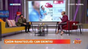 Ozge Uzun dans Ozge Uzun Ile Hafta Sonu - 26/01/19 - 21