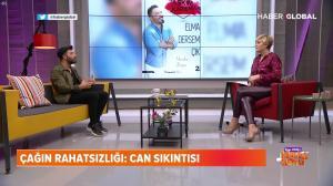 Ozge Uzun dans Ozge Uzun Ile Hafta Sonu - 26/01/19 - 22