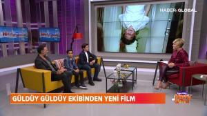 Ozge Uzun dans Ozge Uzun Ile Hafta Sonu - 26/01/19 - 24