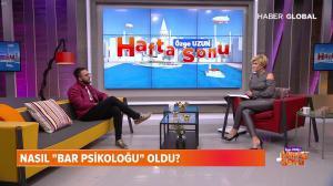 Ozge Uzun dans Ozge Uzun Ile Hafta Sonu - 30/12/18 - 02