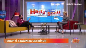 Ozge Uzun dans Ozge Uzun Ile Hafta Sonu - 30/12/18 - 03