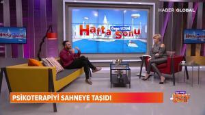 Ozge Uzun dans Ozge Uzun Ile Hafta Sonu - 30/12/18 - 05