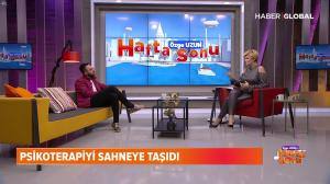 Ozge Uzun dans Ozge Uzun Ile Hafta Sonu - 30/12/18 - 07