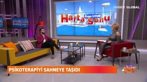 Ozge Uzun dans Ozge Uzun Ile Hafta Sonu - 30/12/18 - 08