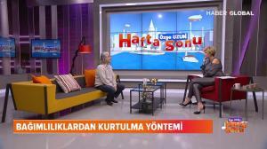 Ozge Uzun dans Ozge Uzun Ile Hafta Sonu - 30/12/18 - 11