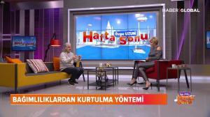 Ozge Uzun dans Ozge Uzun Ile Hafta Sonu - 30/12/18 - 12