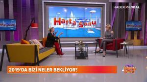 Ozge Uzun dans Ozge Uzun Ile Hafta Sonu - 30/12/18 - 13