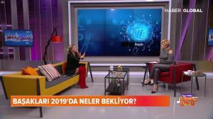 Ozge Uzun dans Ozge Uzun Ile Hafta Sonu - 30/12/18 - 14