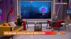 Ozge Uzun dans Ozge Uzun Ile Hafta Sonu - 30/12/18 - 15
