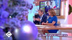 Pascale De La Tour Du Pin dans C à Vous - 27/12/18 - 02