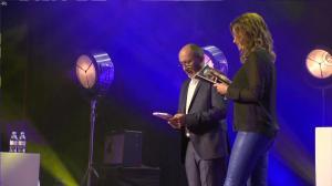 Sandrine Quétier dans Ceremonie des Victoires de la Beaute - 26/09/18 - 12