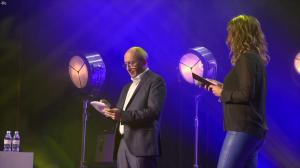 Sandrine Quétier dans Ceremonie des Victoires de la Beaute - 26/09/18 - 13