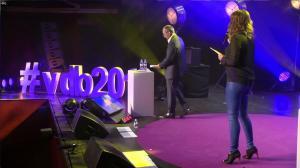 Sandrine Quétier dans Ceremonie des Victoires de la Beaute - 26/09/18 - 14