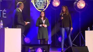 Sandrine Quétier dans Ceremonie des Victoires de la Beaute - 26/09/18 - 29