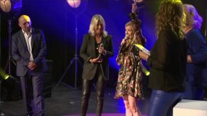 Sandrine Quétier et Inconnue dans Ceremonie des Victoires de la Beaute - 26/09/18 - 32