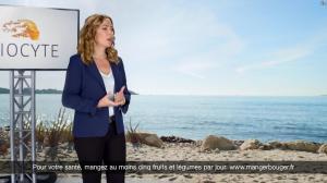 Sandrine Quétier dans une Publicité pour Biocyte - 19/02/19 - 01