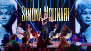 Simona Molinari dans la RepubbliÇa Delle Donne - 28/11/18 - 02