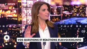 Sonia Mabrouk dans les Voix de l'Info - 03/06/19 - 05