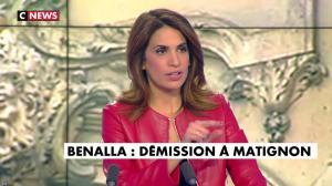 Sonia Mabrouk dans les Voix de l'Info - 07/02/19 - 06