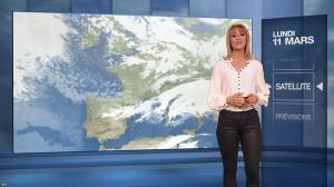 Stéphanie Duval à la Météo - 11/03/19 - 02