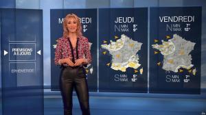 Stéphanie Duval à la Météo du Soir - 17/12/18 - 05