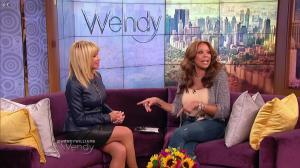 Suzanne Somers dans The Wendy Williams Show - 24/04/15 - 03