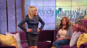 Suzanne Somers dans The Wendy Williams Show - 24/04/15 - 04