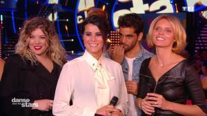 Sylvie Tellier et Karine Ferri dans Danse avec les Stars - 20/10/18 - 01