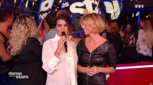 Sylvie Tellier et Karine Ferri dans Danse avec les Stars - 20/10/18 - 02