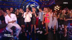 Sylvie Tellier et Karine Ferri dans Danse avec les Stars - 20/10/18 - 04
