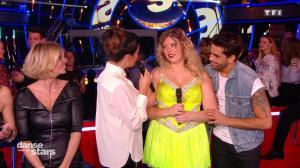 Sylvie Tellier et Karine Ferri dans Danse avec les Stars - 20/10/18 - 06