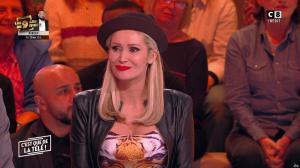 Tatiana Laurens Delarue dans c'est Que de la Télé - 04/04/19 - 01